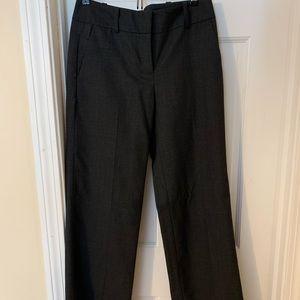 Ann Taylor Dress Pants Charcoal